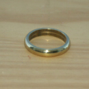 9321 - Walking Cane Brass Ring 3/4