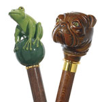 Animal Head Walking Cane