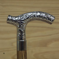 Chrome Plated Walking Cane Handles