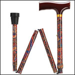 Designer Folding Walking Canes