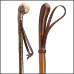 Natural Walking Sticks