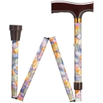 Ballon Folding Walking Cane