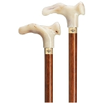 Comfort Palm Grip Walking Cane - Marbleized