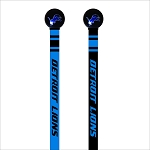 Detroit Lions Walking Cane Featuring a Officially Licensed NFL Ball Handle