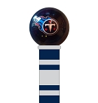 Tennessee Titans Walking Cane Featuring a Officially Licensed NFL Ball Handle
