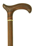 Derby Cocobolo Wood Walking Cane