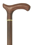 Fritz Bolivian Rosewood Wood Walking Cane