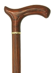 Fritz Cocobolo Wood Walking Cane