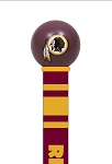 Washington Redskins Walking Cane Cane Featuring a Officially Licensed NFL Ball Handle