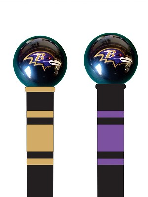 Baltimore Ravens Walking Cane