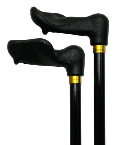 Palm Grip Walking Cane Left Hand 7/8 Four Colors to Choose From